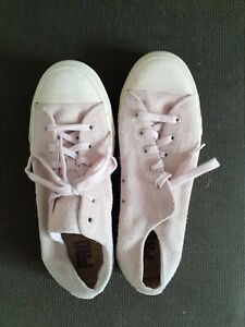 Pink Suede Pro KEDS trainers
