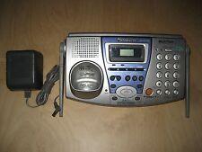 Panasonic Kx-Tg2730S 2.4 Ghz Single Line Cordless Phone Base