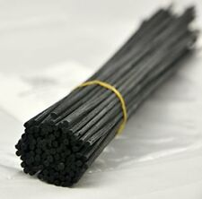 Rattan Reed Diffuser Replacement Stick 30cm12 X 3mm Black,100 pieces