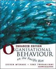 Organisational Behaviour on the Pacific Rim by Steven Lattimore McShane Enhanced