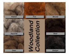 Woodland Series - Bulky Corriedale Wool - The Collection