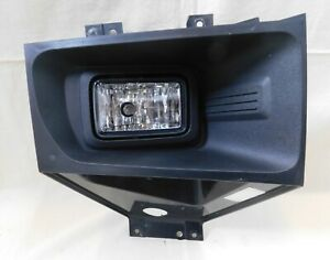 2017-2019 FORD F250 F350 F450 F550 FOG LIGHT OEM R/H WITH BEZEL HC3B-15A254-AB