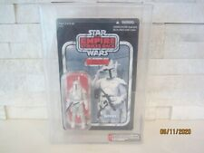STAR WARS VC61 BOBA FETT PROTOTYPE ARMOR AFA GRADED 8.5 UNCIRCULATED UNPUCHED