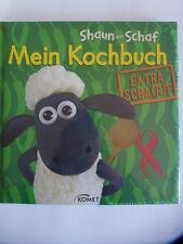 Shaun das Schaf - Mein Kochbuch - Extra Scharf