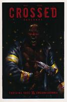 CROSSED: BADLANDS #97 Regular Cover VF/NM Comic Book (Christos Gage Avatar)