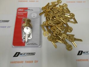ERA Replacement Cylinder with EXTRA Keys if required.