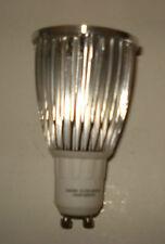 SPOT LED 3 X 3 WATTS 220-240V DOUILLE: GU10 3000K 50 X 87 mm (DXH)