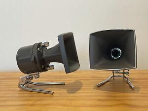 Pioneer Horn Tweeters PT-6. Vintage, Like New.