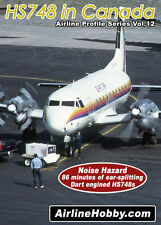 Hawker Siddeley HS748 in Canada DVD