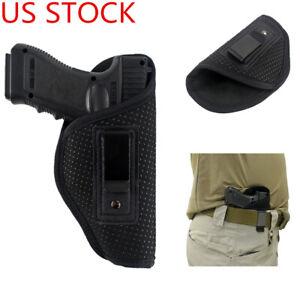 Concealed Carry Right Hand Soft Neoprene IWB Gun Holster--Choose Model/Size