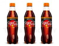 3 x NEW COCA COLA Zero PEACH Flavor - Limited Edition - 500ml