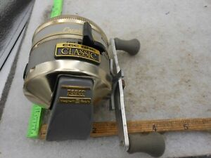 Zebco CGC ONE CLASSIC GOLD Spin Cast Fishing Reel USA