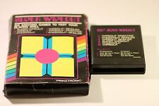Super Wipeout Radofin Electronics 1007 1978 Game Cartridge Boxed