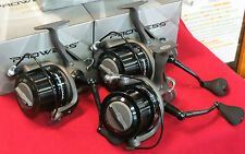 3 moulinets carp debrayable proweiss darkstar 8006 fd