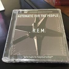 R.E.M. - Automatic for the People (DVD Audio, 2002) 51. DTS SURROUND & STEREO