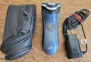 NORELCO 7340XL Cordless Rechargeable Men's Electric Shaver w/Charger & Case
