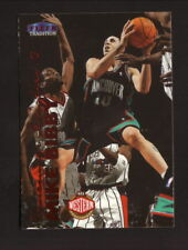 Mike Bibby--Vancouver Grizzlies--1999-00 Fleer Tradition Basketball Card