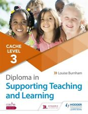 CACHE L3 DIPLOMA IN SUPPORT TEACHING/LEA