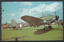 Military Aviation Postcard - Messerschmitt ME410 A-I/U2 Fighter Plane  8151
