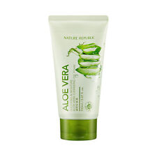[NATURE REPUBLIC] Soothing And Moisture Aloe Vera Gel Cleanser Foam 150ml