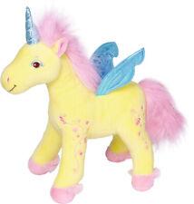 Stuffed Toy Unicorn Vanilla 10 5/8in Horse Princess Lillifee Spiegelburg 13108