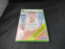 Microsoft Xbox 360 Game Beijing 2008 Official Olympics Game New Sealed Promo