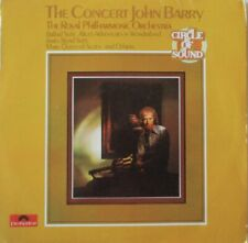 JOHN BARRY - The Concert ~ VINYL LP