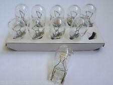 (1,69€/Einheit) 10 x NARVA® 12V 21W W21W Sockel W3x16d Glassockel Lampe Pkw