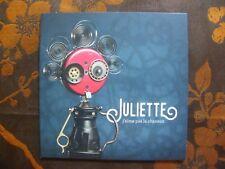 CD PROMO JULIETTE - J'aime Pas La Chanson / Polydor  (2018)
