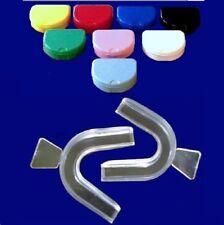 1X2 TEETH MOUTH WHITENER BLEACH TRAYS & RETAINER CASE
