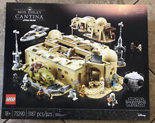 LEGO Star Wars: A New Hope Mos Eisley Cantina 75290 Building Kit (3,187 Pieces)