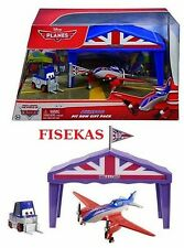 Mattel Disney Planes BULLDOG Pit Row Gift Pack Die Cast Pitty Tent 1:55 NEW