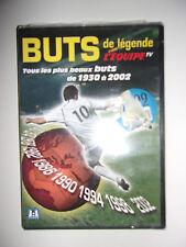 DVD TOUS LES + BEAUX BUTS DE LEGENDE DE 1930 A 2002 / L'EQUIPE / SOUS BLISTER