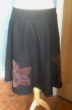 beautiful 60% wool and 40% viscose skirt by Boden size 12R