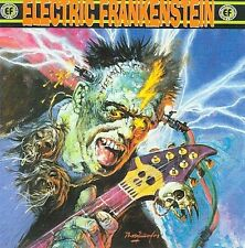 Burn Bright, Burn Fast by Electric Frankenstein (CD, Nov-2008, Zodiac Killer...
