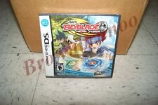 Beyblade Metal Fusion Nintendo DS NTSC Version NEW