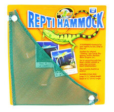"ZOO MED MESH REPTI HAMMOCK 17"" REPTILE FREE SHIPPING TO THE USA ONLY"