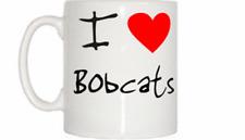 I Love Heart Bobcats Mug