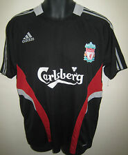 Adidas Formotion Liverpool Training Football Shirt EPL Soccer Jersey Men Large L