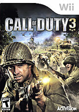 Call Of Duty 3, (Wii)