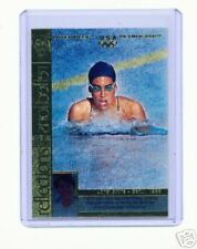 1996 UD OLYMPIC CHAMPIONS JANET EVANS REFLECTIONS CARD #RG9 ~MULTIPLES AVAILABLE