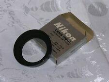 Nikon Lens Hood Shade HN-1 For Nikkor Lenses 24mm f/2.8 28mm f/2 PC 35mm/2.8