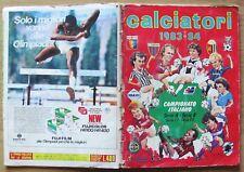 ALBUM PANINI CALCIATORI 1983-84 COMPLETO (-29) Figurine perfette da Recupero*