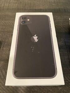 iPhone 11 Black 64GB Verizon MINT