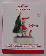 Hallmark 2013 Dr Seuss How The Grinch Stole Christmas Cindy Lou Magic Ornament