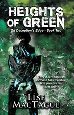 Heights of Green by Mactague, Lise -Paperback
