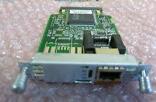 Cisco 800-04475-03B0 VWIC 1MFT-G703 Voice Module for Router