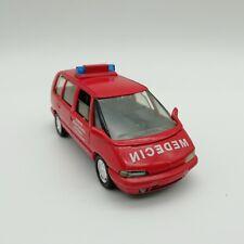 Solido Pompiers Renault Espace 1/43