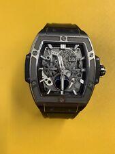 Hublot Spirit of Big Bang  Moonphase Titanium 42 mm Watch 647.NX.1137.RX