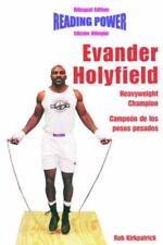 Evander Hollyfield Heavyweight Champion/Campeon De Los Pesos Pesados (Hot Shots